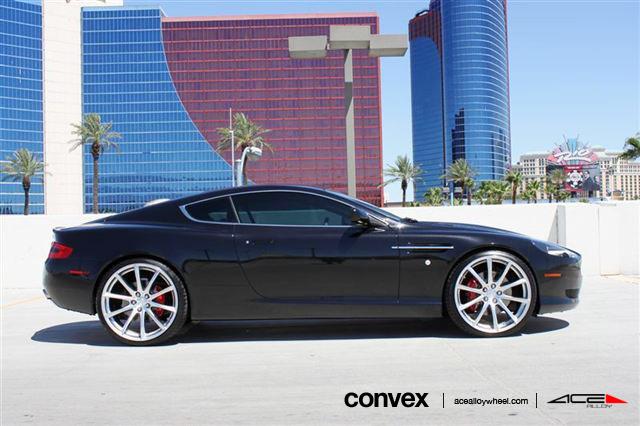 Ace 22 Convex Wheels W Aston Martin Db9 Coupe Teamspeed Com