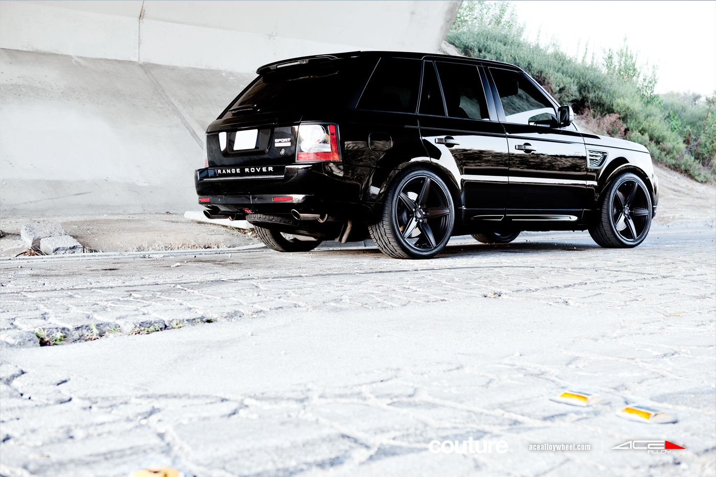 Ace 22 Quot Couture Wheels W Range Rover Sport Supercharged